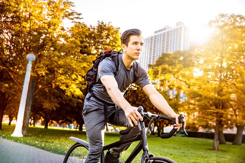 Fahrrad-Vollkaskoversicherung E-Bikes