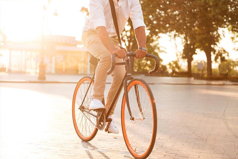 Fahrrad-Vollkaskoversicherung Fahrräder